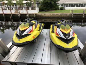Used Sea-Doo Sport Boats RXP-X 260 SuperCharged Tender Boat For Sale