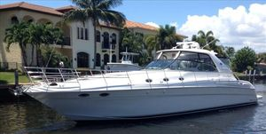 Used Sea Ray 600 Sun Sport® Motor Yacht For Sale
