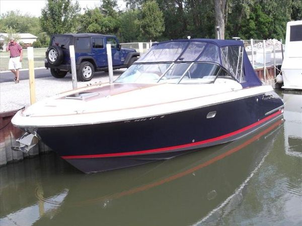 Used Chris Craft 36 Bowrider Boat For Sale