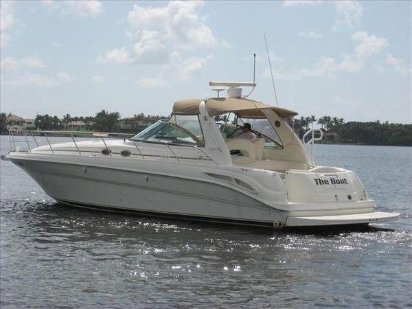 Used Sea Ray 410 Sundancer Motor Yacht For Sale