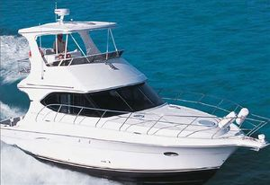 Used Silverton 38 Convertible Cruiser Boat For Sale