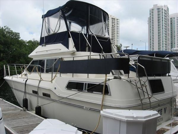 Used Sea Ray Aft Cabin MY Motor Yacht For Sale