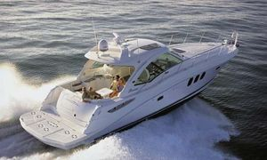 Used Sea Ray 48 Sundancer Cruiser Boat For Sale
