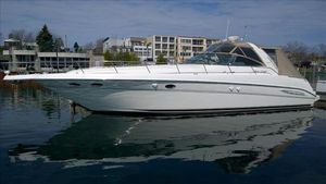 Used Sea Ray 46 Sundancer Motor Yacht For Sale