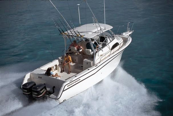 Used Grady White Marlin 300 Motor Yacht For Sale