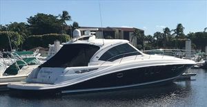 Used Sea Ray 48 Sundancer® Cruiser Boat For Sale