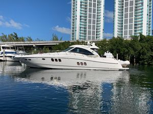 Used Sea Ray 60 Sundancer Cruiser Boat For Sale