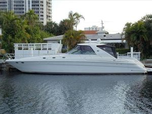 Used Sea Ray 580 Super Sun Sport Sports Cruiser Boat For Sale