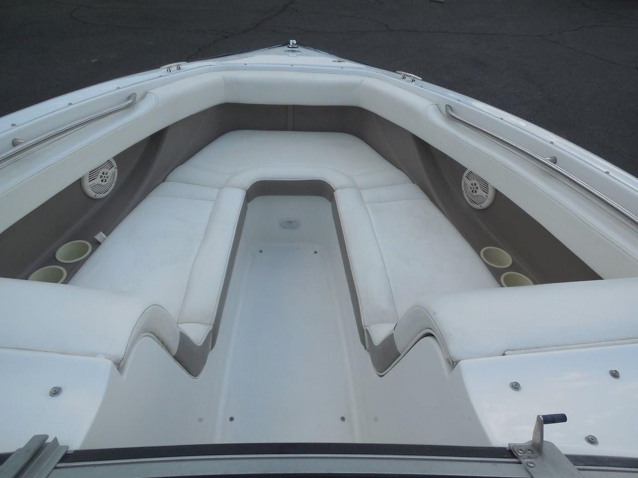 Bow Of A Boat >> 2003 Used Cobalt 240 Open Bow240 Open Bow Bowrider Boat For Sale