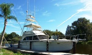 Used Bertram 46.6 Convertible 46 Sportfish Sports Fishing Boat For Sale