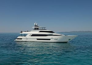 New Crescent Custom Fast Pilothouse Yacht Motor Yacht For Sale