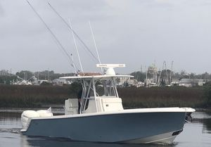 Used Sea Vee 320Z Center Console Fishing Boat For Sale