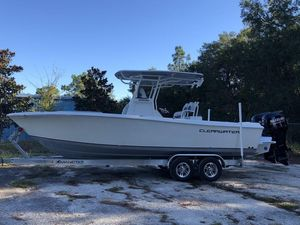New Clearwater 2508CC2508CC Center Console Fishing Boat For Sale