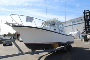 Used Judge Chesapeake Pilothouse Boat For Sale