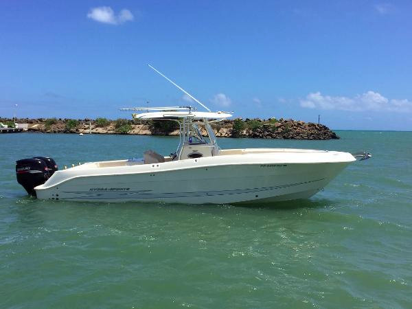 Used Hydra-Sports 2900 Cc Center Console Boat For Sale