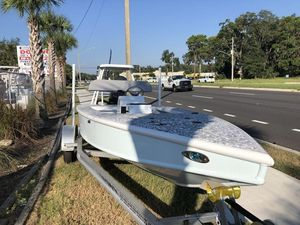 New Cast & Blast 17 CC Commercial Boat For Sale