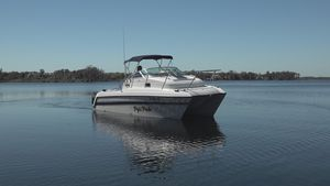 Used Glacier Bay 2270 Isle Runner Power Catamaran Boat For Sale
