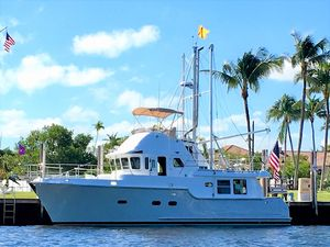 Used Nordhavn 43 Motor Yacht For Sale
