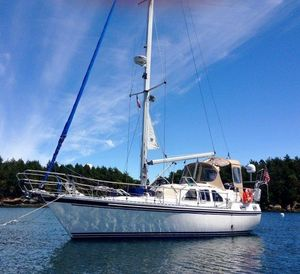 Used Nauticat Nc-35 Pilothouse Motorsailer Sailboat For Sale