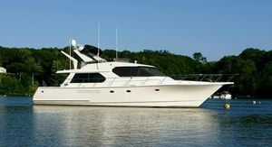 Used West Bay Raised Pilothouse Motor Yacht For Sale