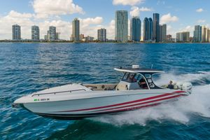 Used Renegade 38 Center Console Fishing Boat For Sale