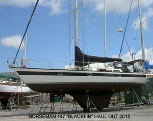 Used Norseman 447 Sloop Sailboat For Sale