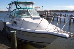 Used Stamas 270 Express Freshwater Fishing Boat For Sale
