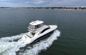 Used Sea Ray 58 Sedan Bridge Cruiser Boat For Sale