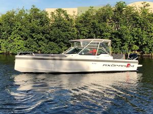 Used Axopar 24 TT24 TT Cruiser Boat For Sale