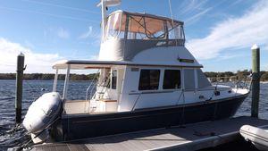 Used Sabre 36 Flybridge Downeast Fishing Boat For Sale