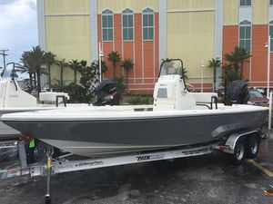 New Pathfinder Bay Boat For Sale