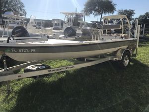 Used Ranger 168 PhantomRanger 168 Phantom Flats Fishing Boat For Sale