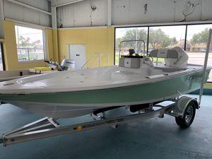 New Sea-Pro Bay Boat For Sale