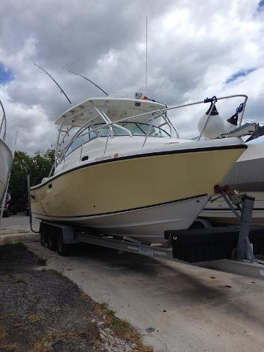 Used Mako 284 Express Cuddy Cabin Boat For Sale