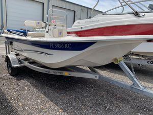 Used Carolina Skiff Freshwater Fishing Boat For Sale