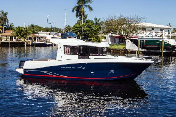 Used Beneteau Barracuda 9 Cruiser Boat For Sale