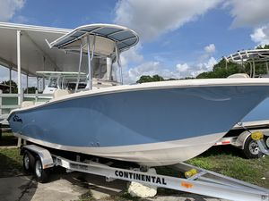 New Sea Chaser 22 HFC22 HFC Freshwater Fishing Boat For Sale