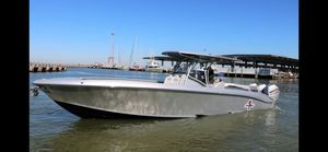 Used Statement 380 SUV Center Console Fishing Boat For Sale