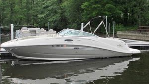 Used Sea Ray 260 Sundeck Bowrider Boat For Sale