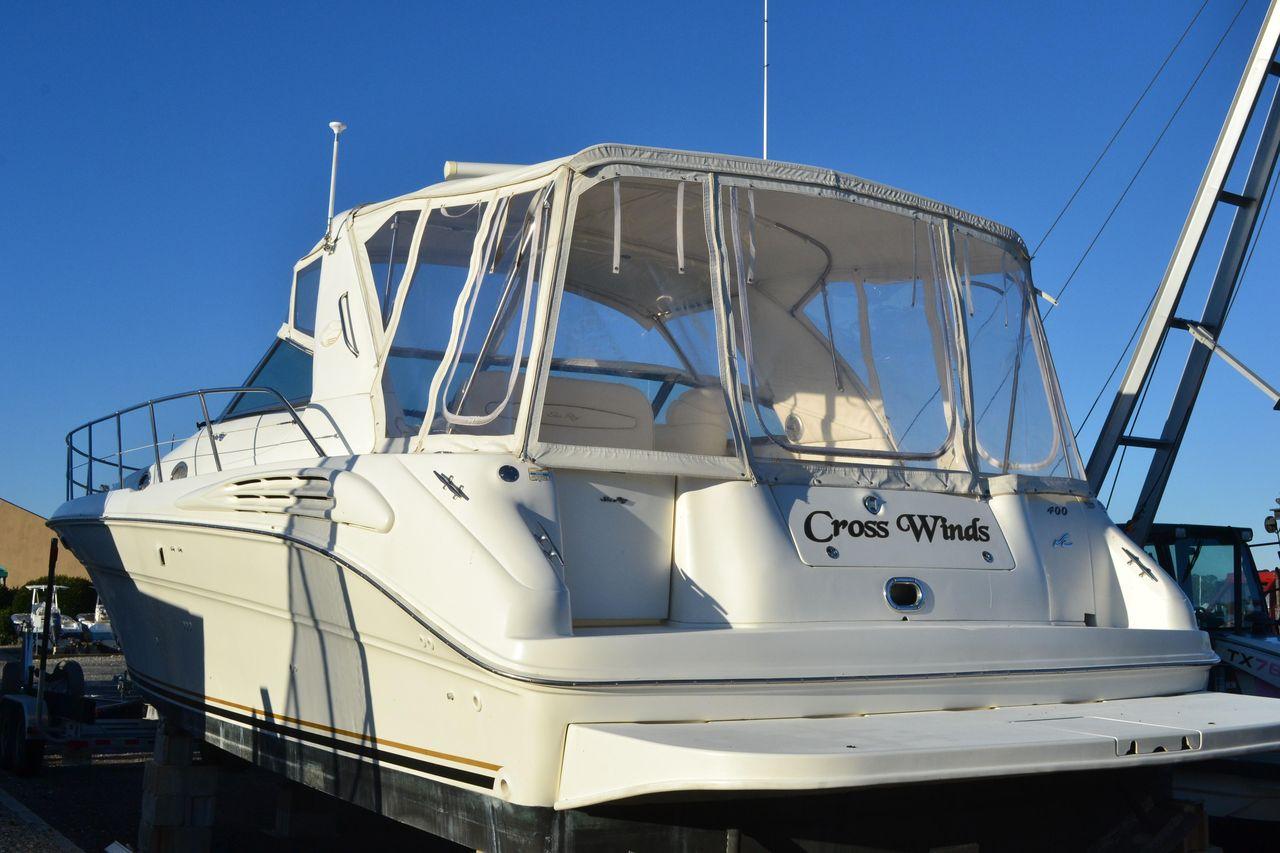 1999 Used Sea Ray 400 Sundancer Express Cruiser Boat For