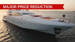 Used Mangusta 165 Cruiser Boat For Sale