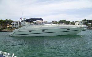 Used Cranchi Zaffiro 34 Sports Cruiser Boat For Sale