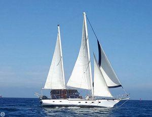 Used Custom Built Samson 60 Ketch Sailboat For Sale