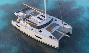 New Fountaine Pajot New 45 Catamaran Sailboat For Sale