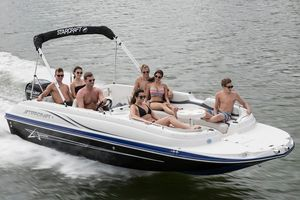 Used Starcraft Limited 2000 OBLimited 2000 OB Deck Boat For Sale