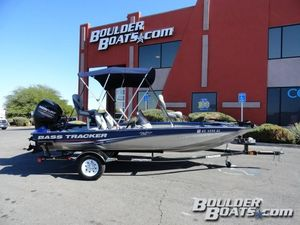Used Tracker Pro Team 175 TFPro Team 175 TF Freshwater Fishing Boat For Sale