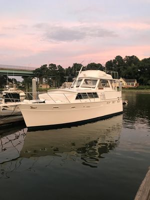 Used Pacemaker C40 Flybridge Motor Yacht Motor Yacht For Sale