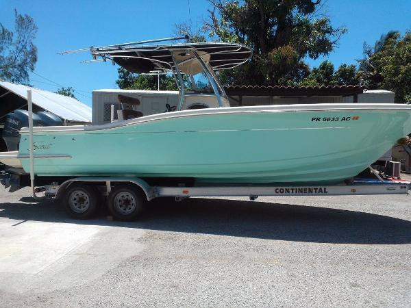 Used Scout Boats 262 Xsf Center Console Boat For Sale