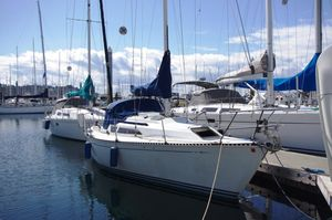 Used Catalina C-30 Mkiii Daysailer Sailboat For Sale