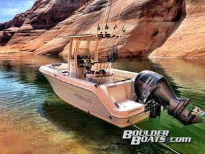 New Robalo R222R222 Freshwater Fishing Boat For Sale